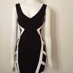 Juniors Charlotte Russe black cocktail dress
